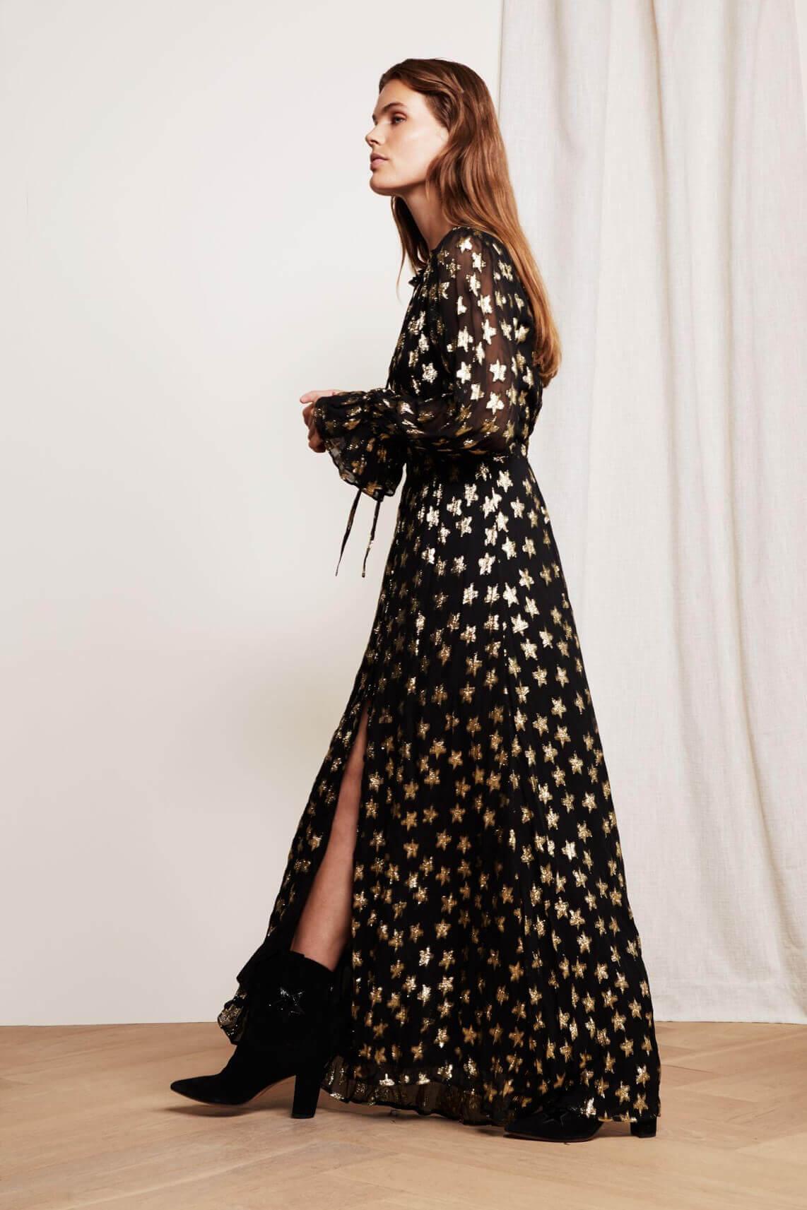 Fabienne Chapot Dames Maxime jurk zwart