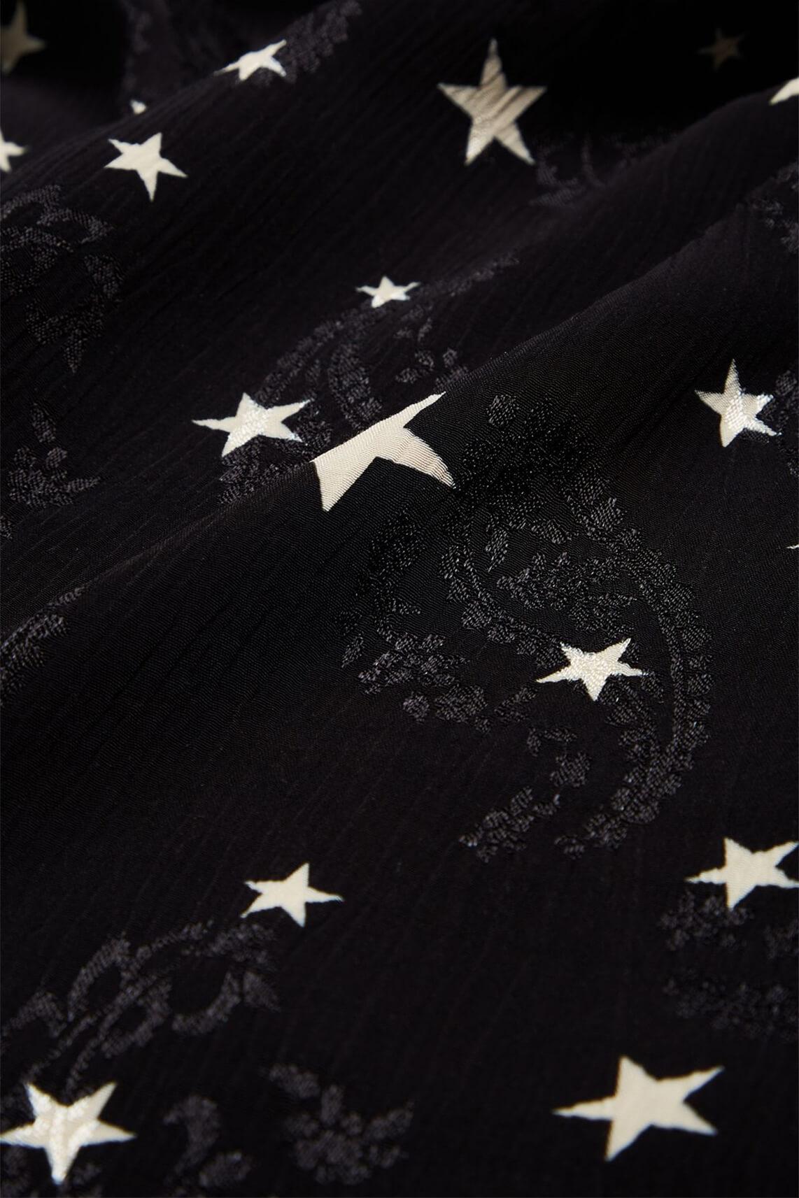 Fabienne Chapot Dames Hall starry rok zwart