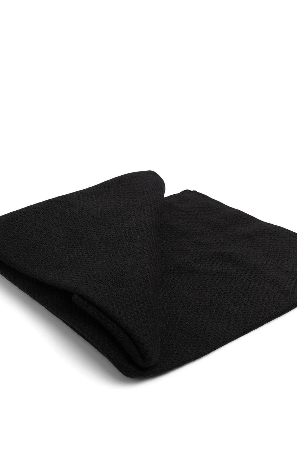 By Happy Sweater Dames Eva shawl zwart