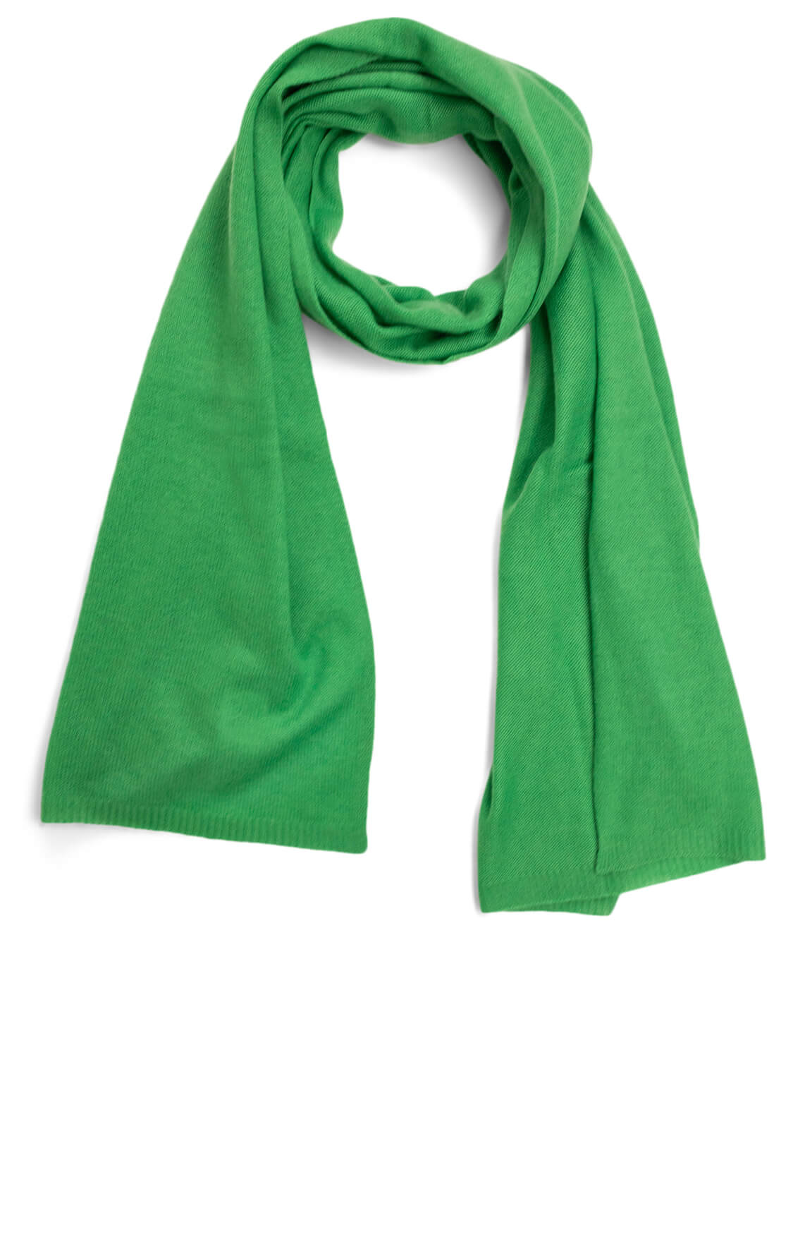 By Happy Sweater Dames Lina shawl groen