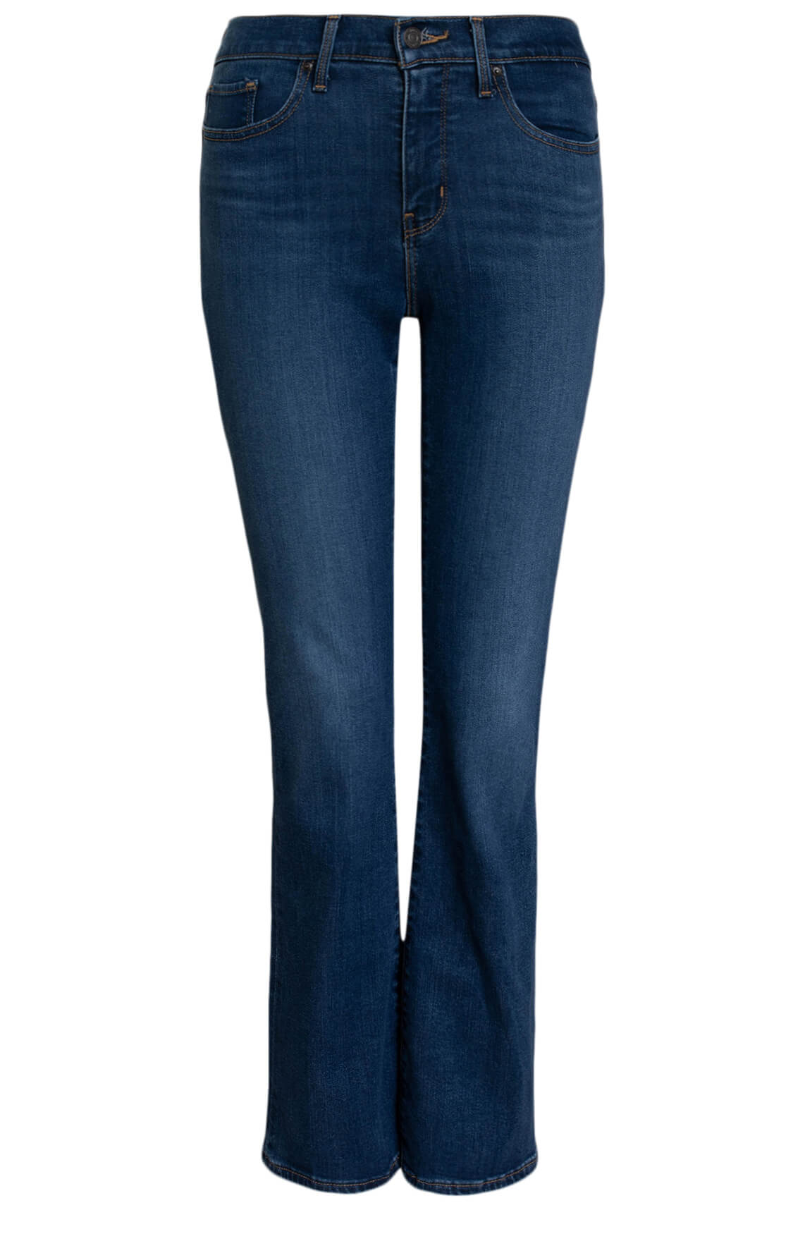 Levi s Dames 315 shaping bootcut jeans Blauw