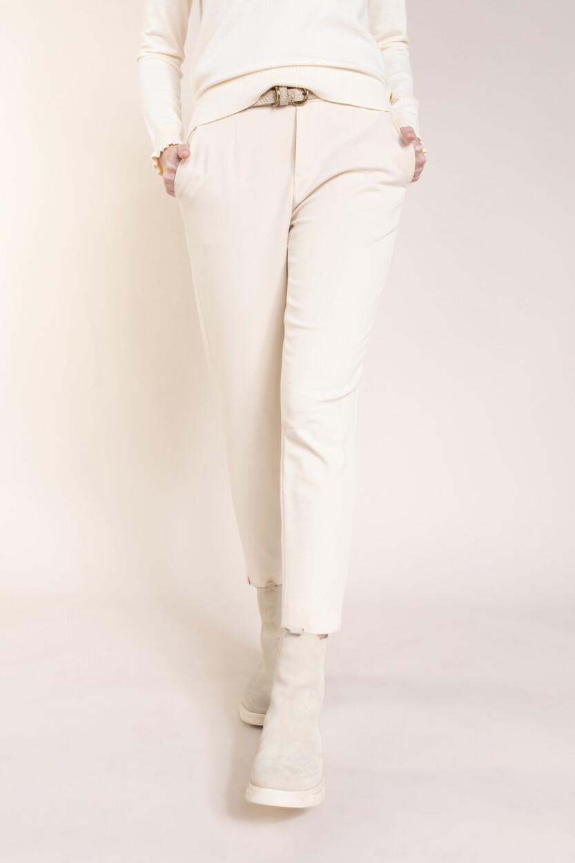 Object Dames Lisa pantalon Bruin