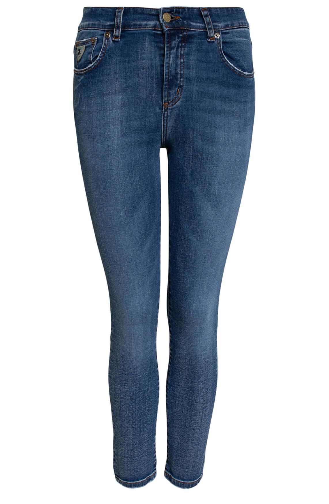 Lois Dames Celia jeans Blauw