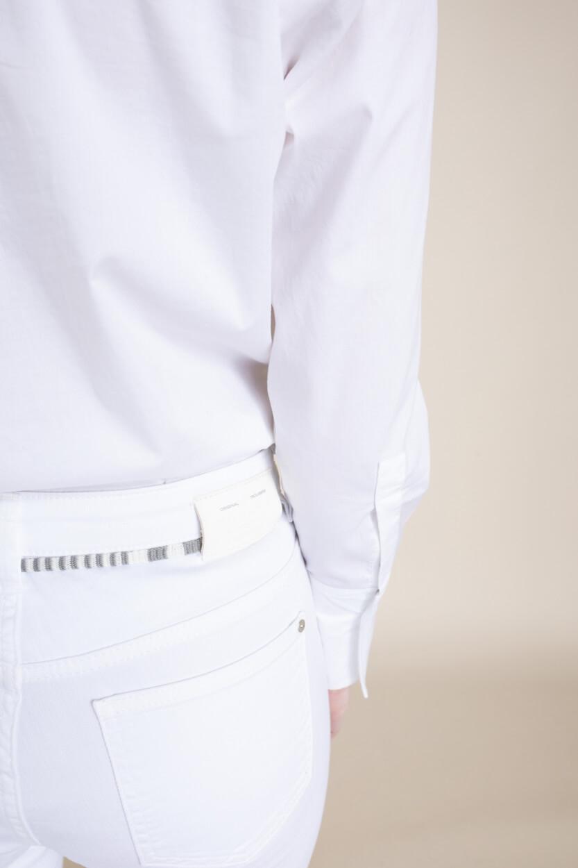 Rosner Dames L30 Masha jeans Wit