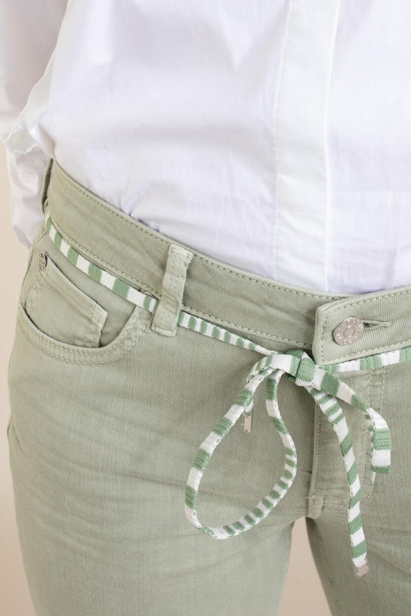Rosner Dames L30 Masha jeans Groen
