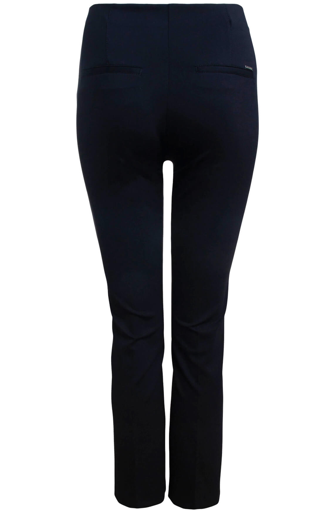 Rosner Dames L28 Alisa scuba pantalon Zwart