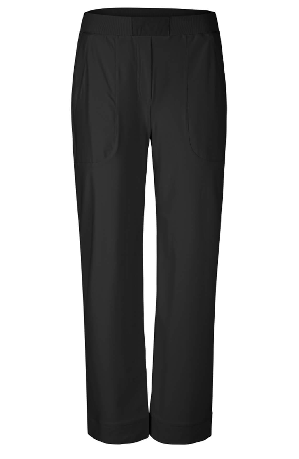 Marccain Sports Dames Enkellange pantalon Zwart