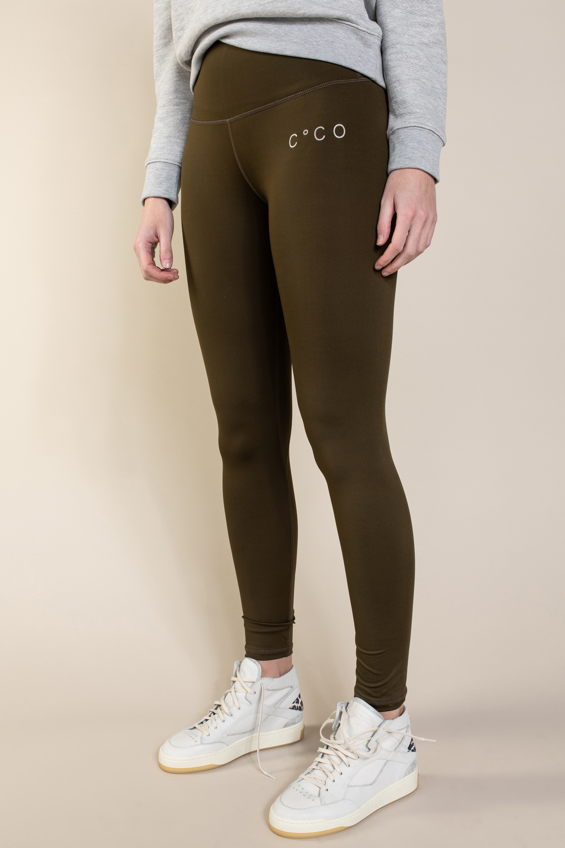 Co Couture Dames Livia legging Groen