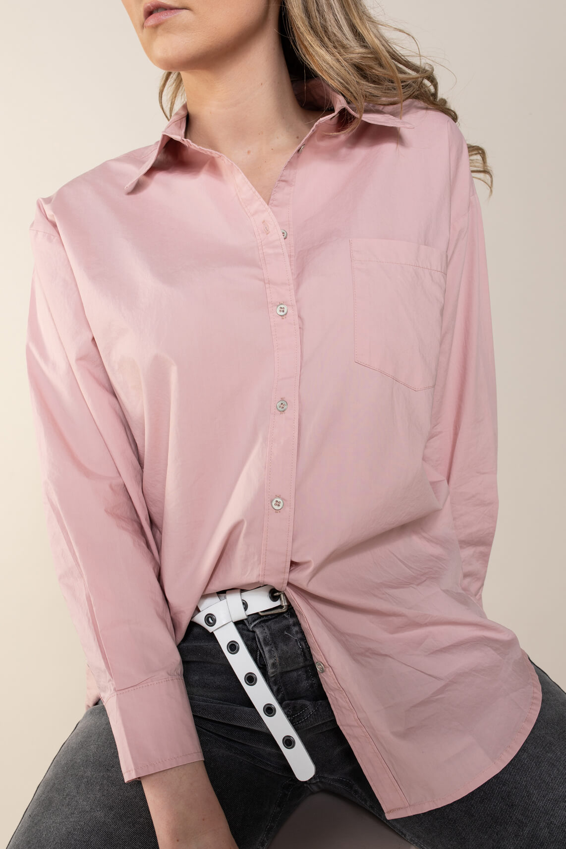 Co Couture Dames Coriolis blouse roze