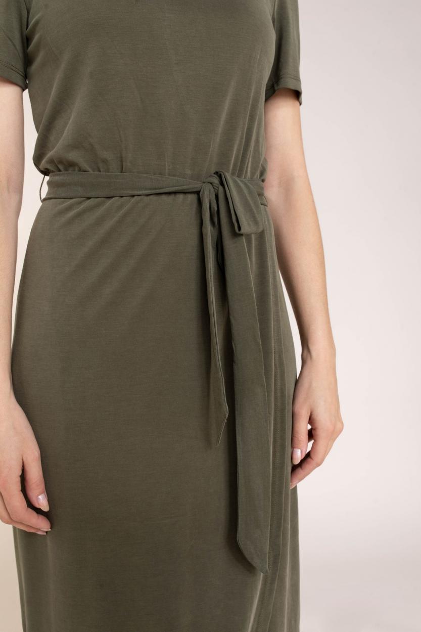 Object Dames Annie Nadia jurk Groen