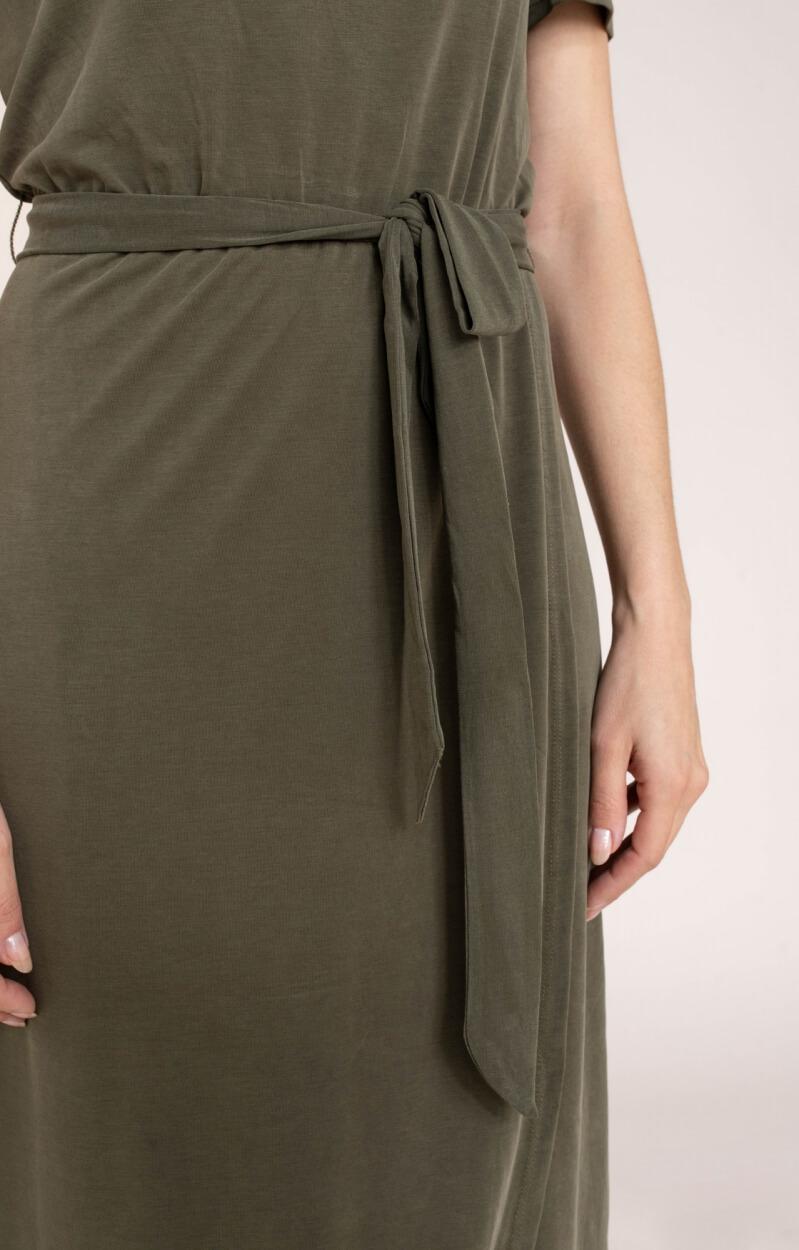 Object Dames Jannie Nadia jurk Groen
