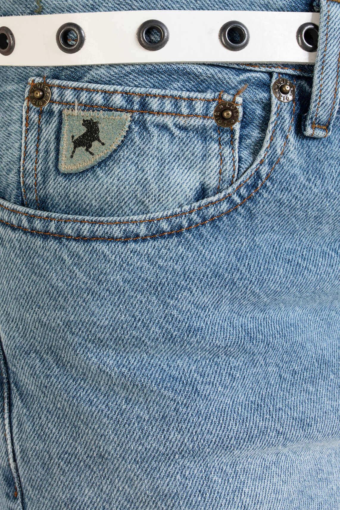 Lois Dames Dana jeans Grijs