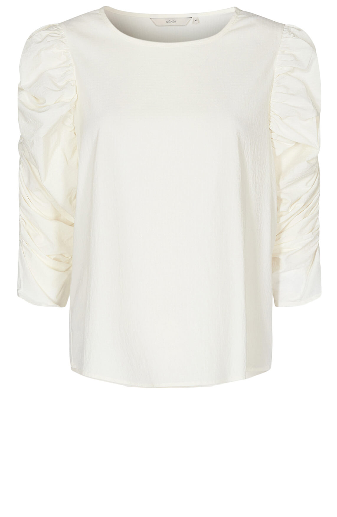 Numph Dames Fiona blouse wit