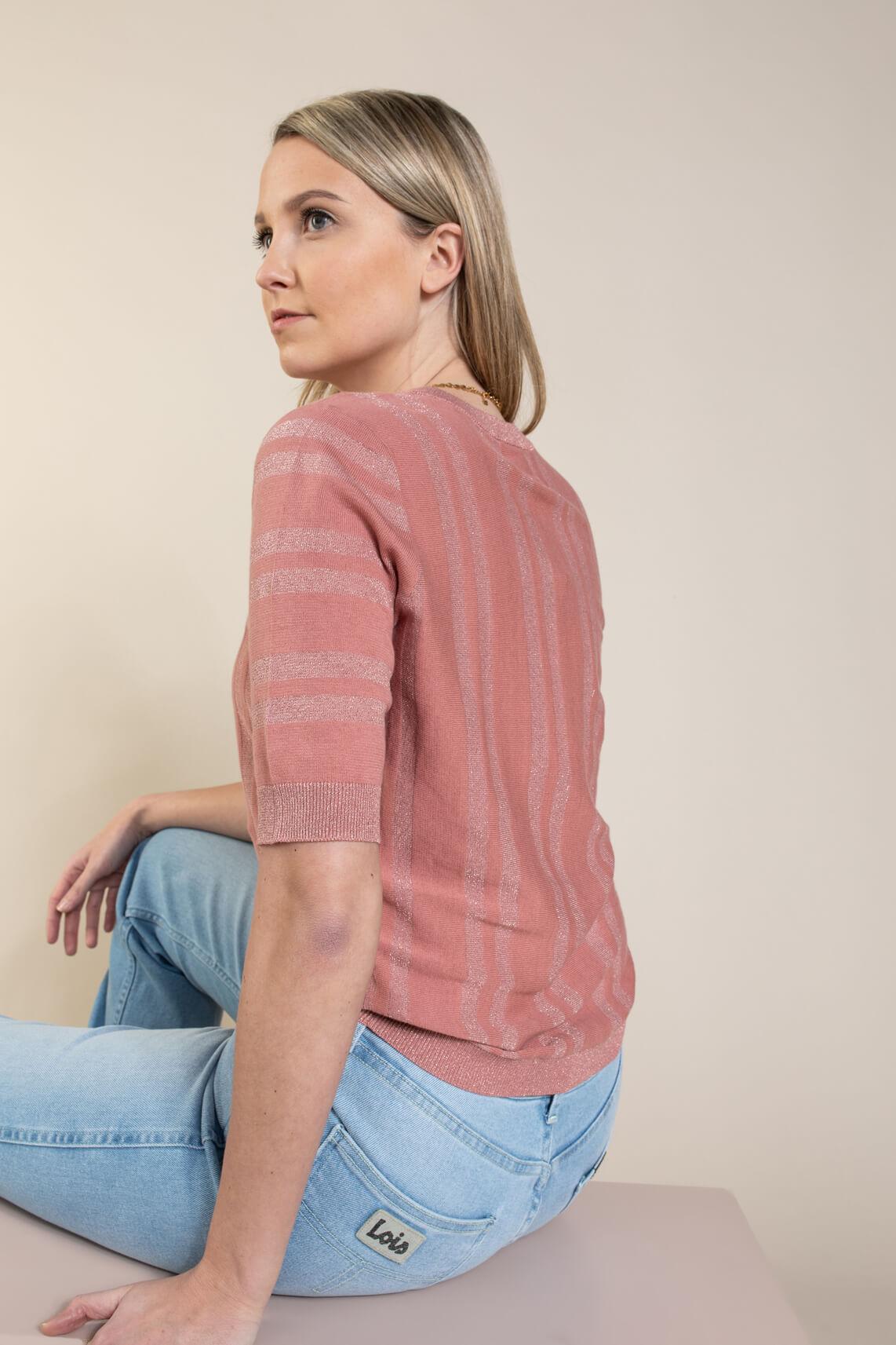 Nümph Dames Dagan pullover Roze