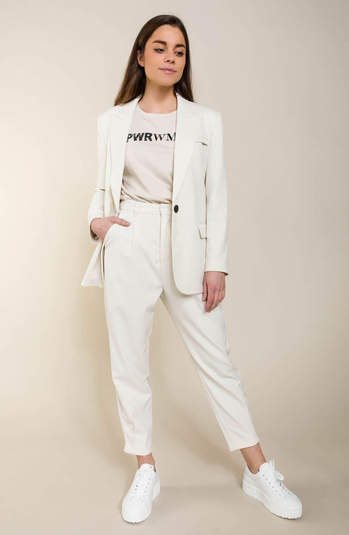 Copenhagen Muse Dames Taylor blazer Ecru