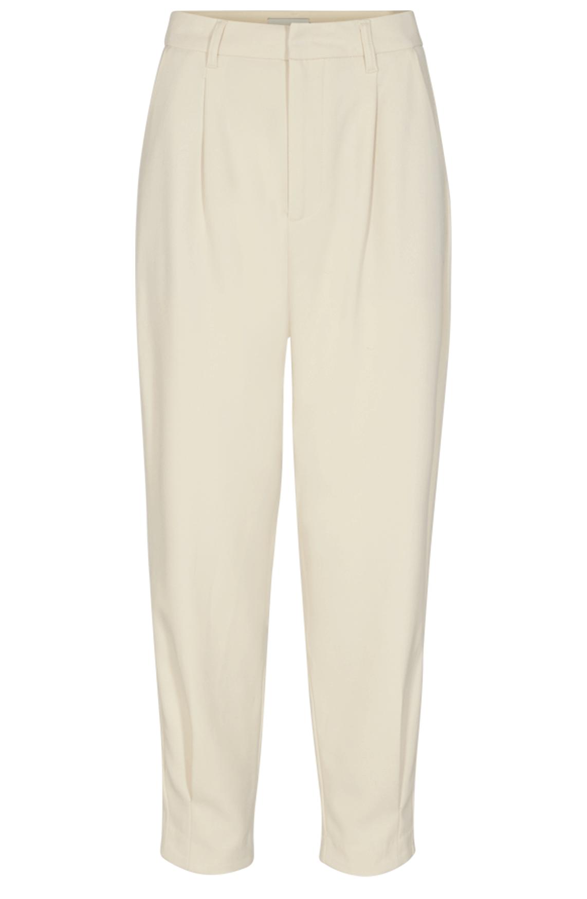 Copenhagen Muse Dames Taylor pantalon Ecru