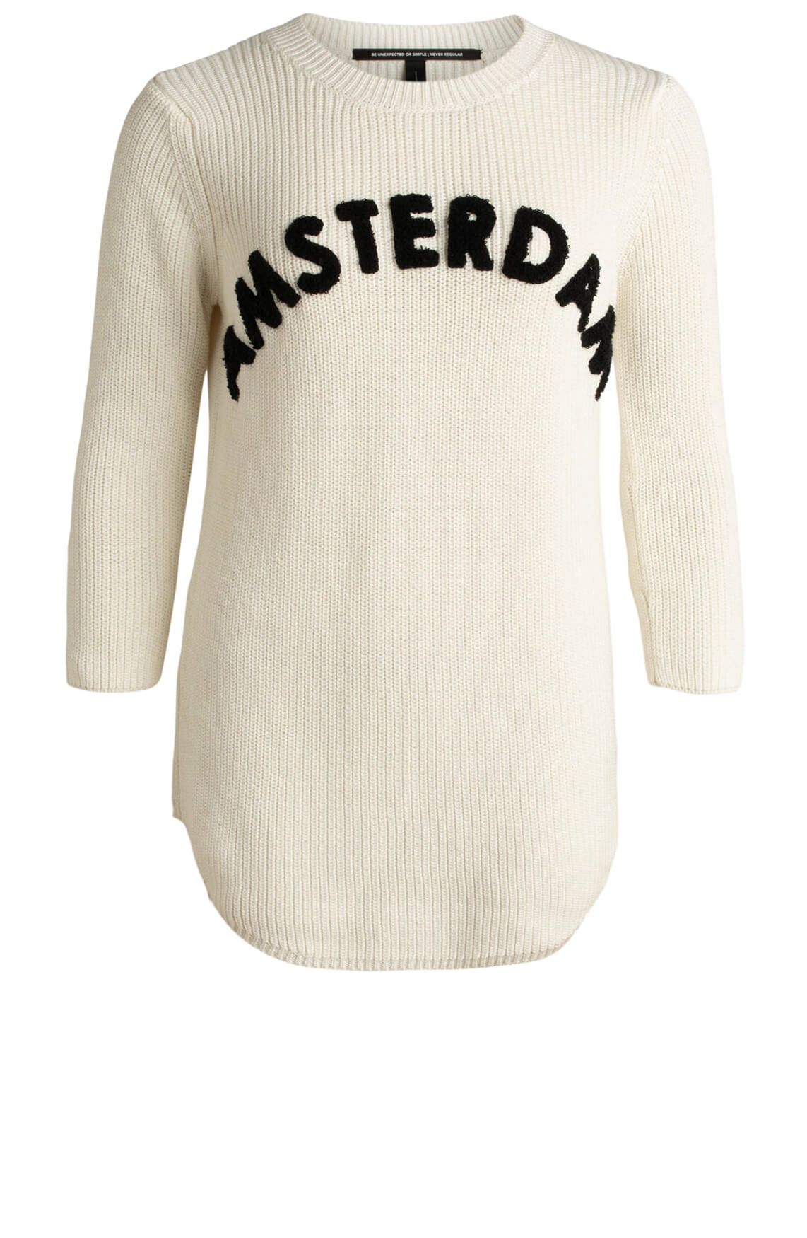 10 Days Dames Sweater Amsterdam Ecru