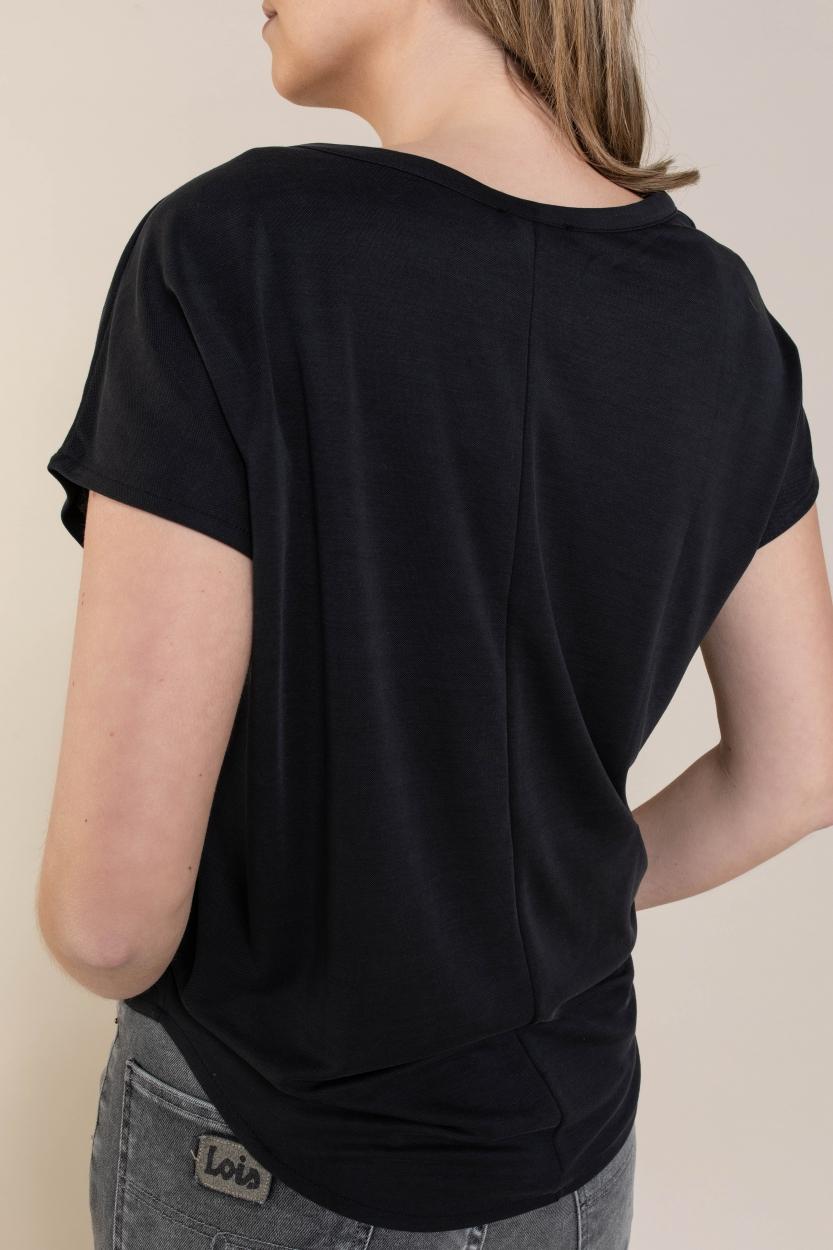 Geisha Dames Shirt met print Grijs