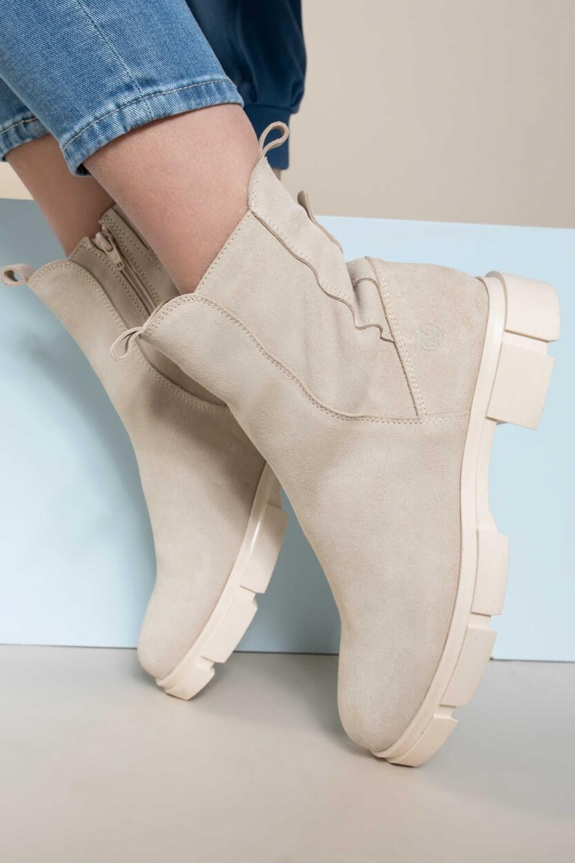 Postxchange Dames Bodil boot Bruin