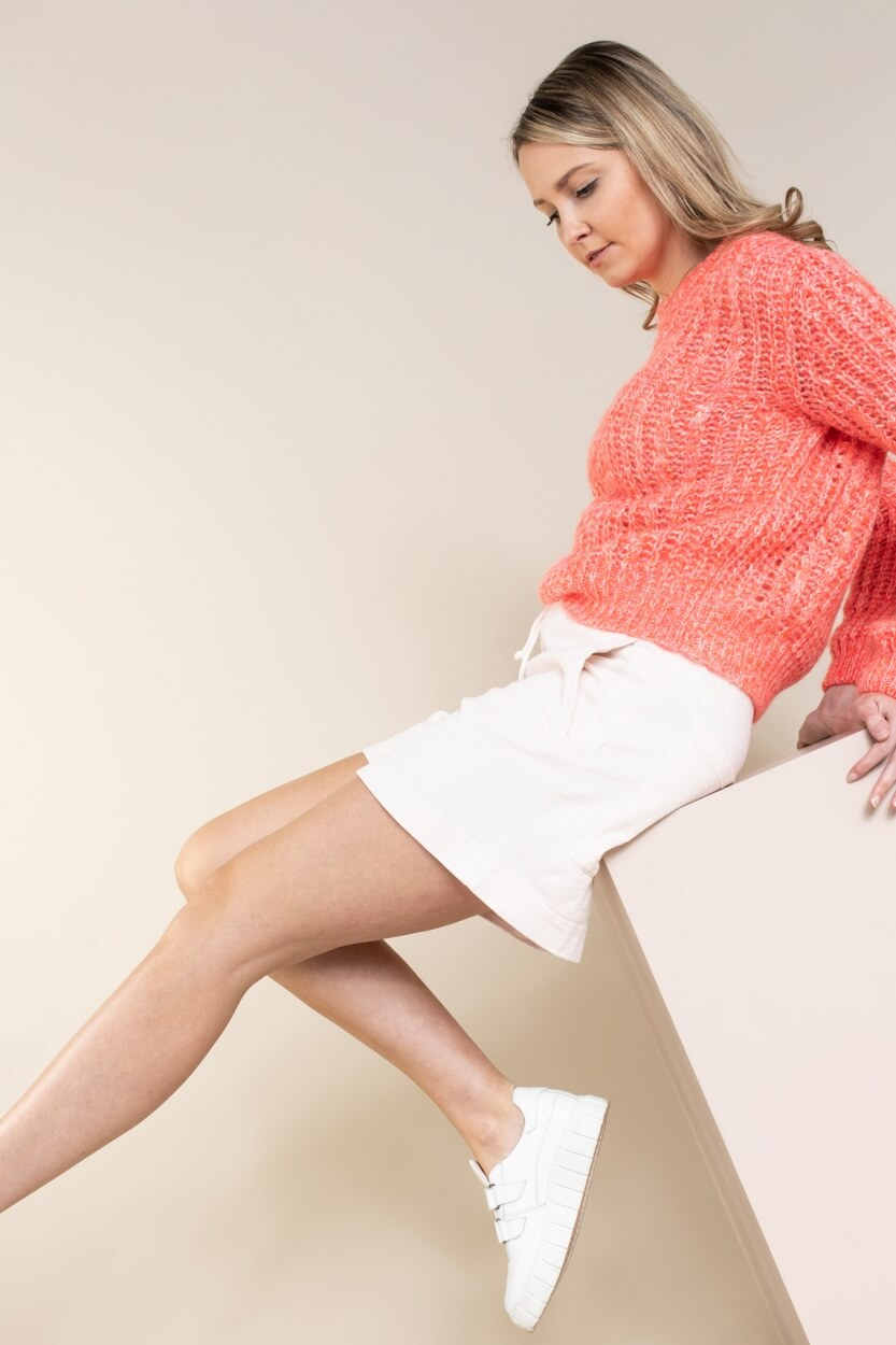 Moliin Copenhagen Dames Grace pullover Roze