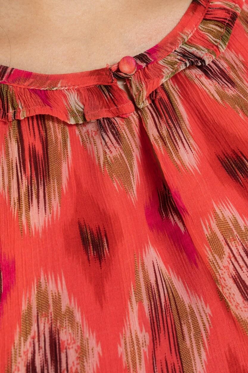 Moliin Copenhagen Dames Vicki jurk Roze