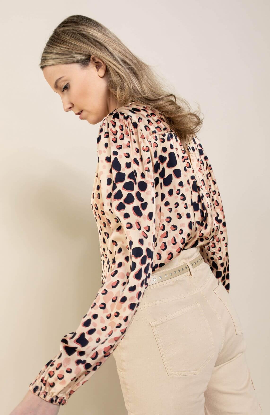 Second Female Dames Amur blouse Ecru