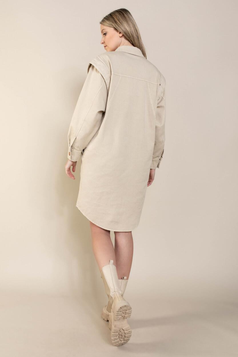 Copenhagen Muse Dames Abela jacket Bruin