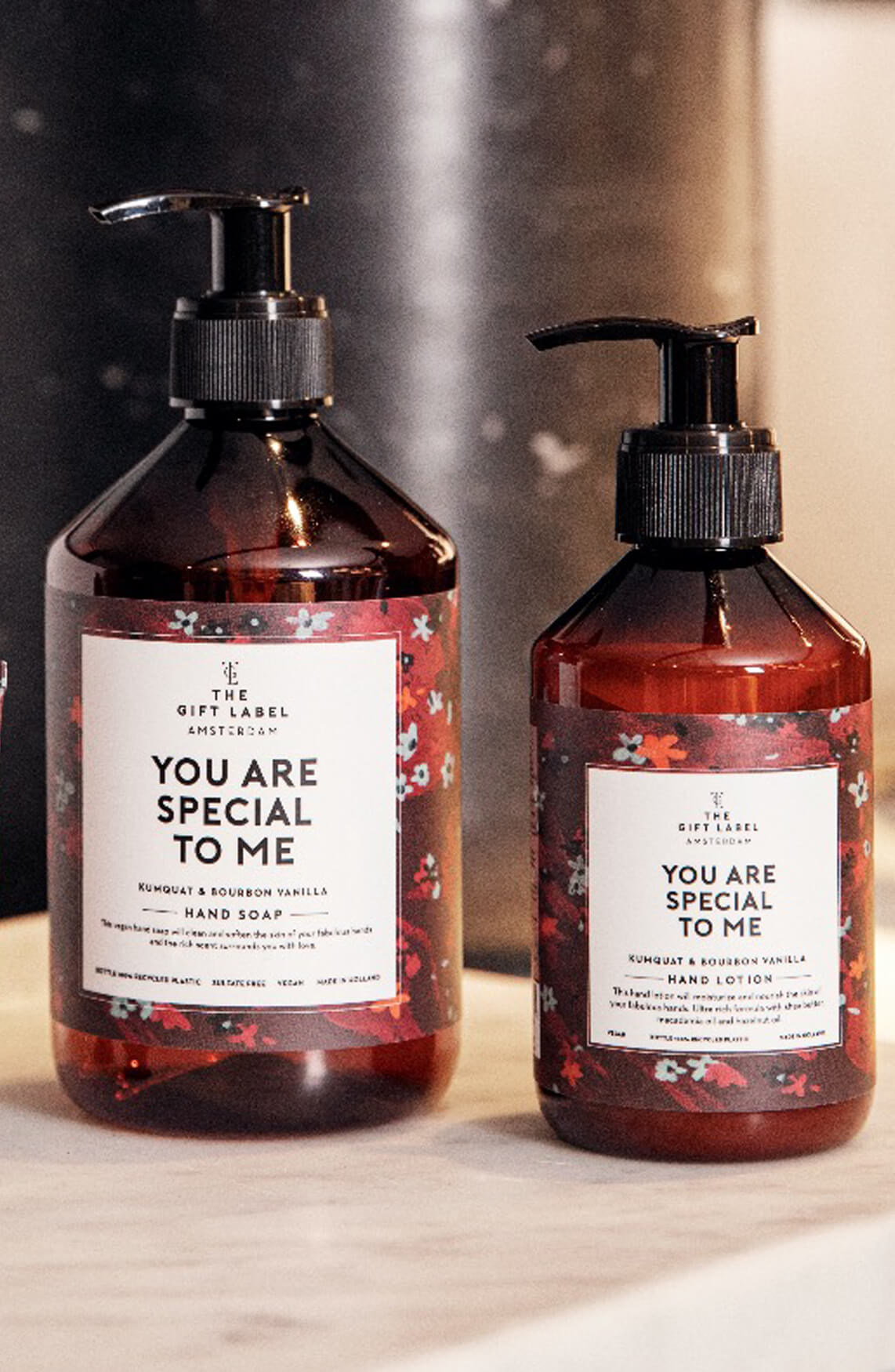 The Gift Label Dames Hand soap You Are Special To Me Rood