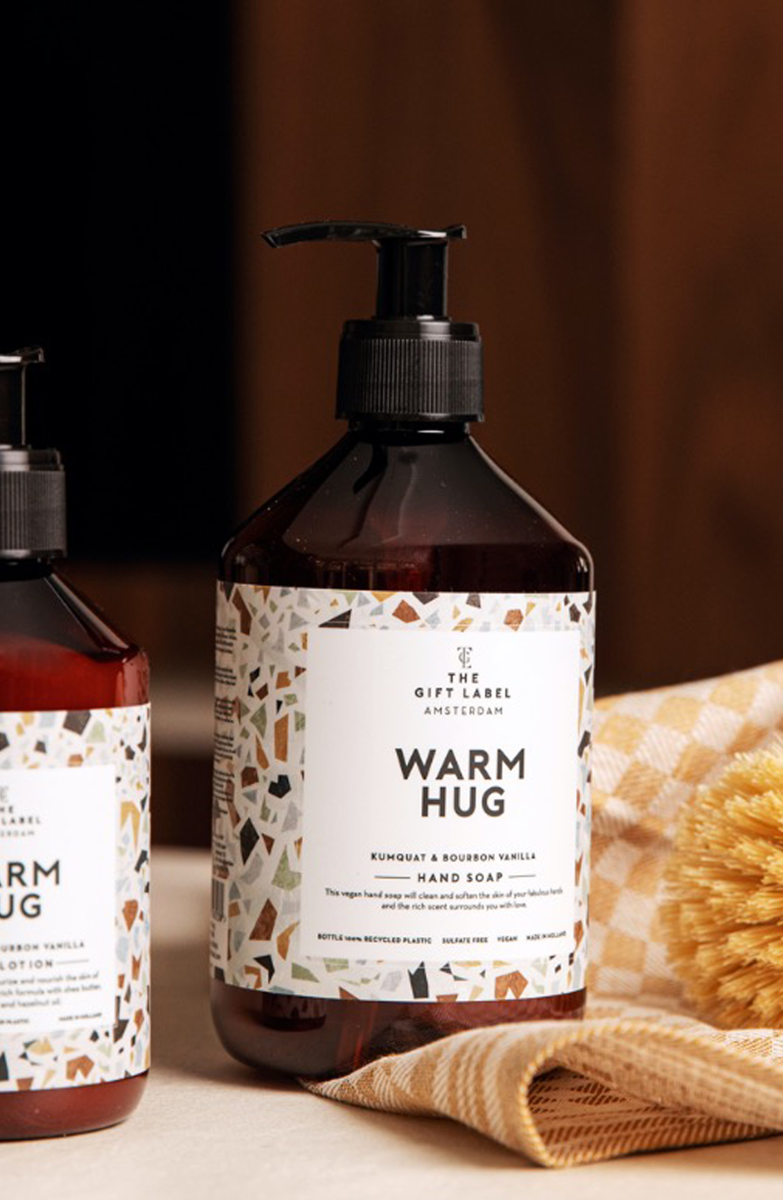 The Gift Shop Dames Hand soap Warm Hug groen