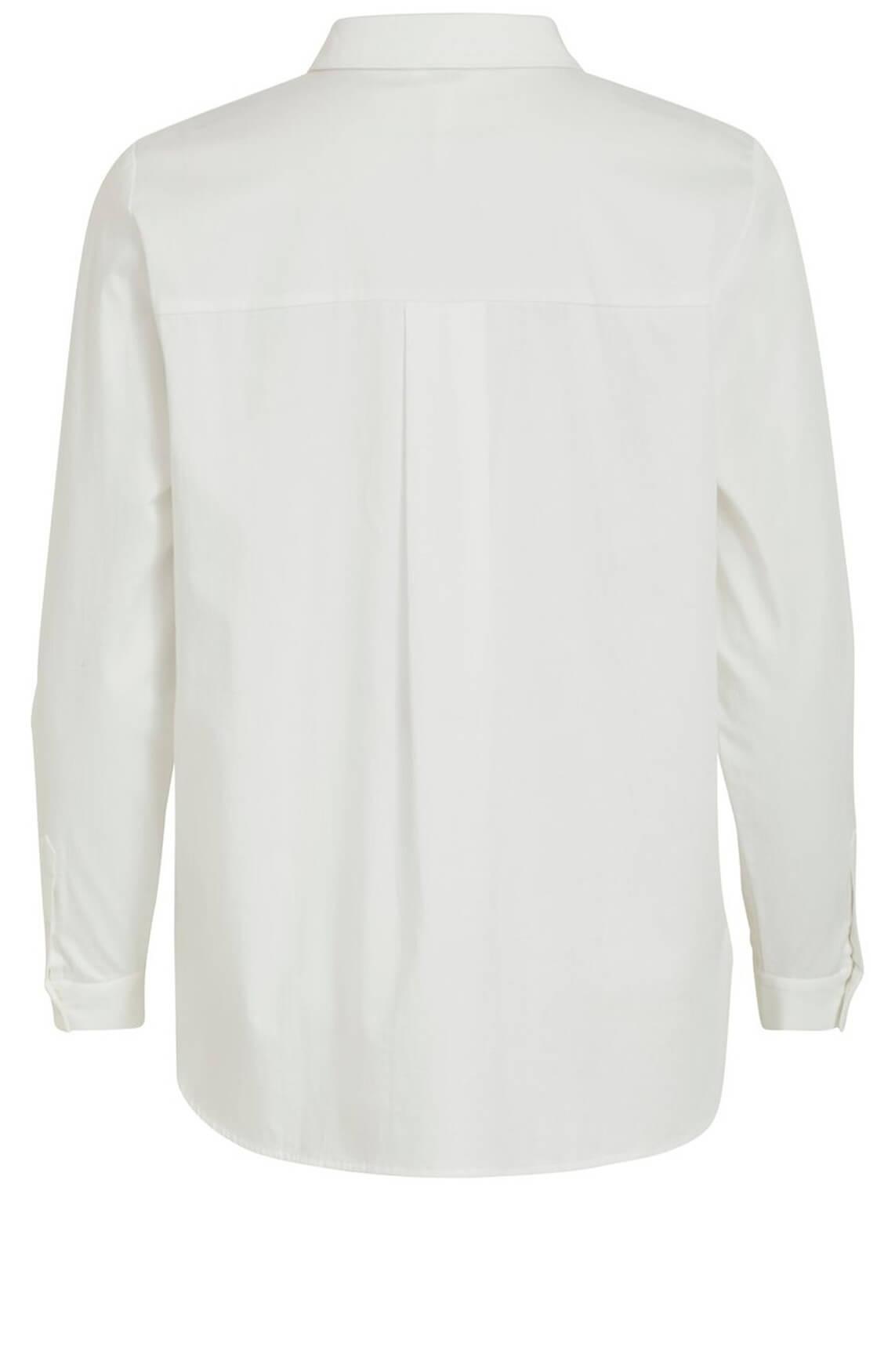 Object Dames Roxa blouse wit