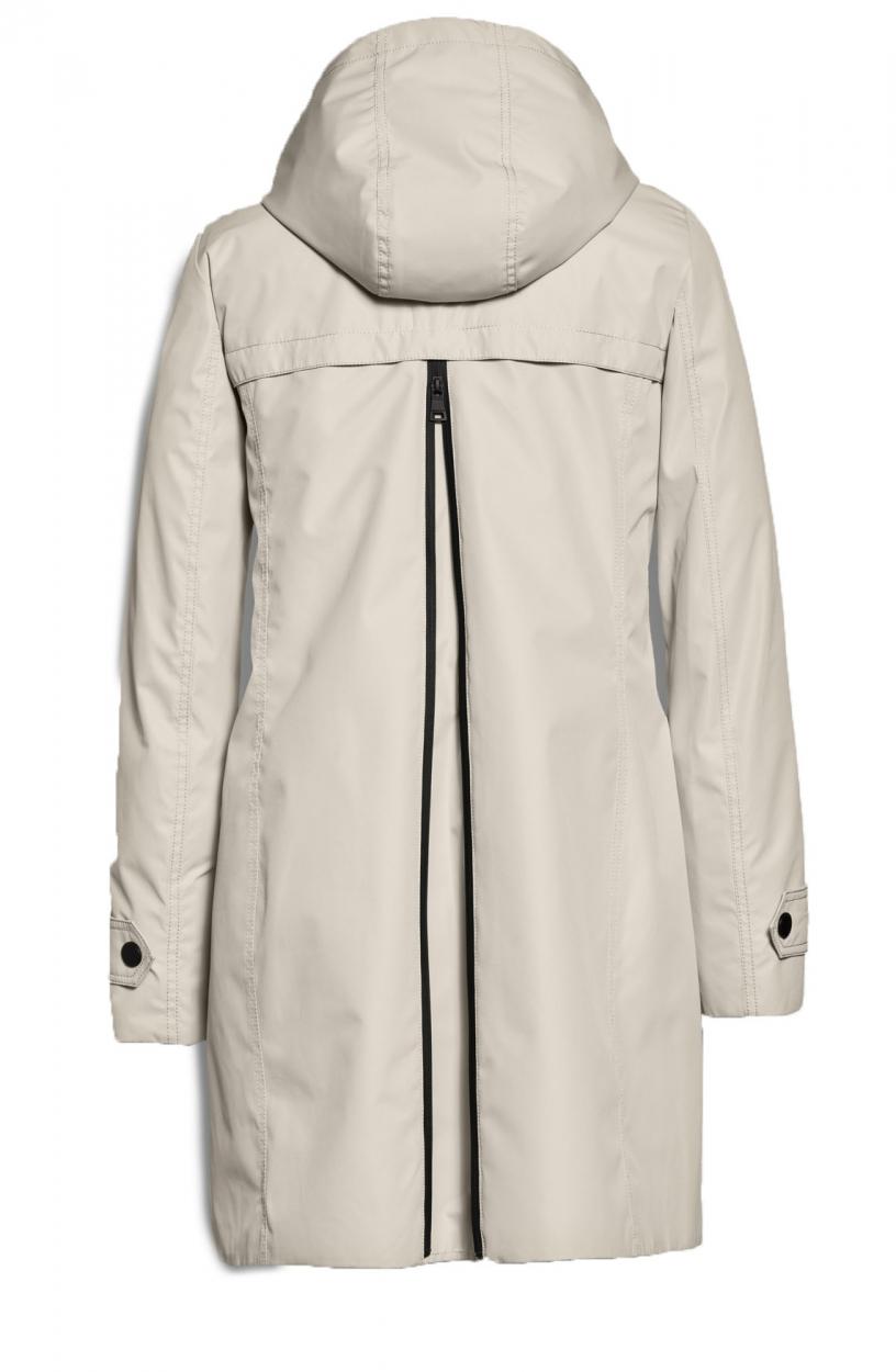 Creenstone Dames Trenchcoat Bruin