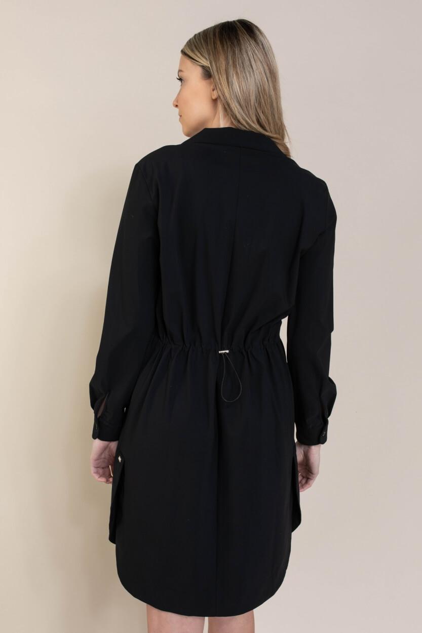 Jane Lushka Dames Lucia jurk Zwart