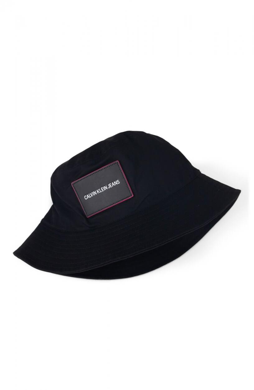 Calvin Klein Dames CK cap Zwart