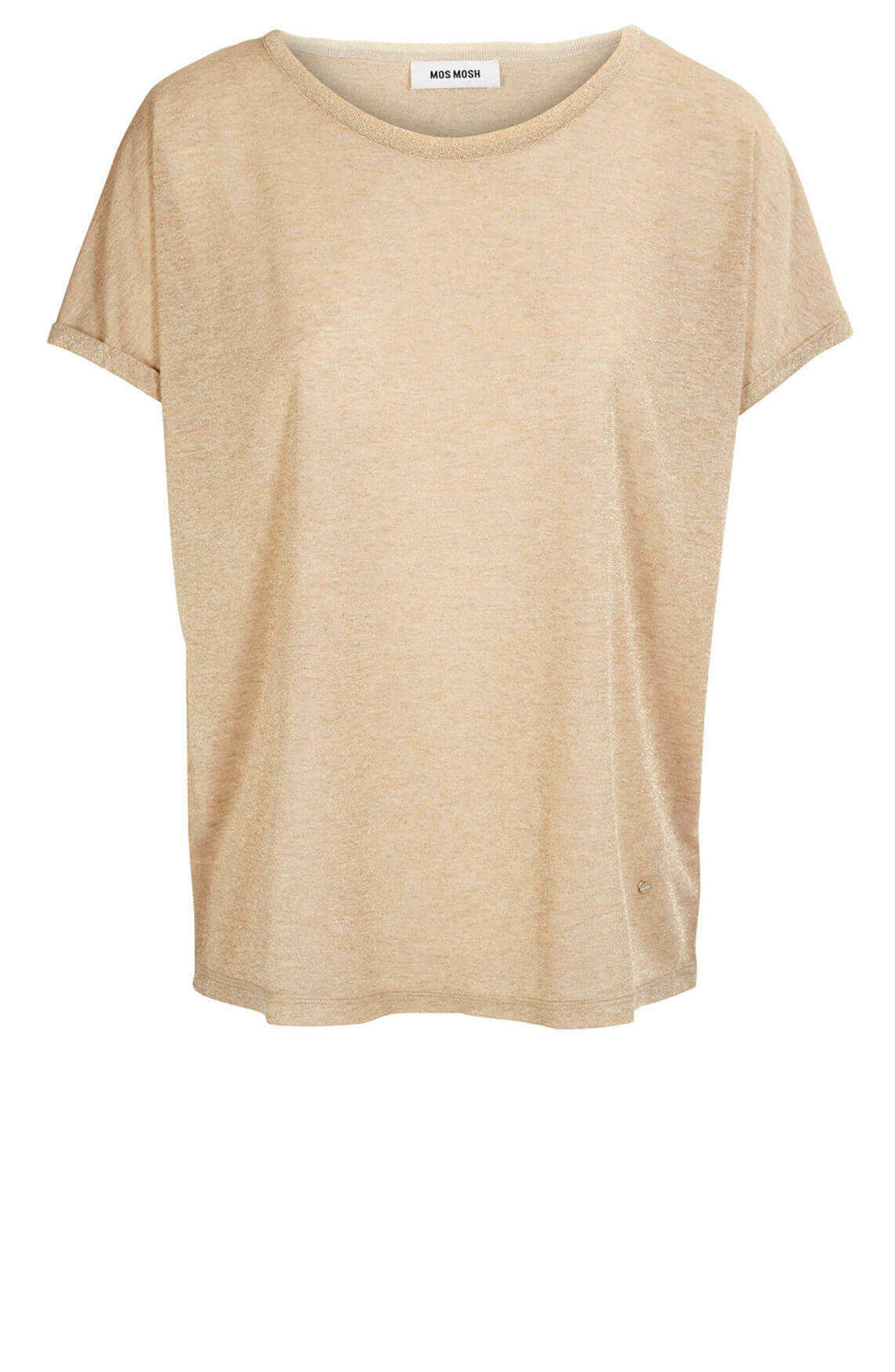 Mos Mosh Dames Kay shirt goud