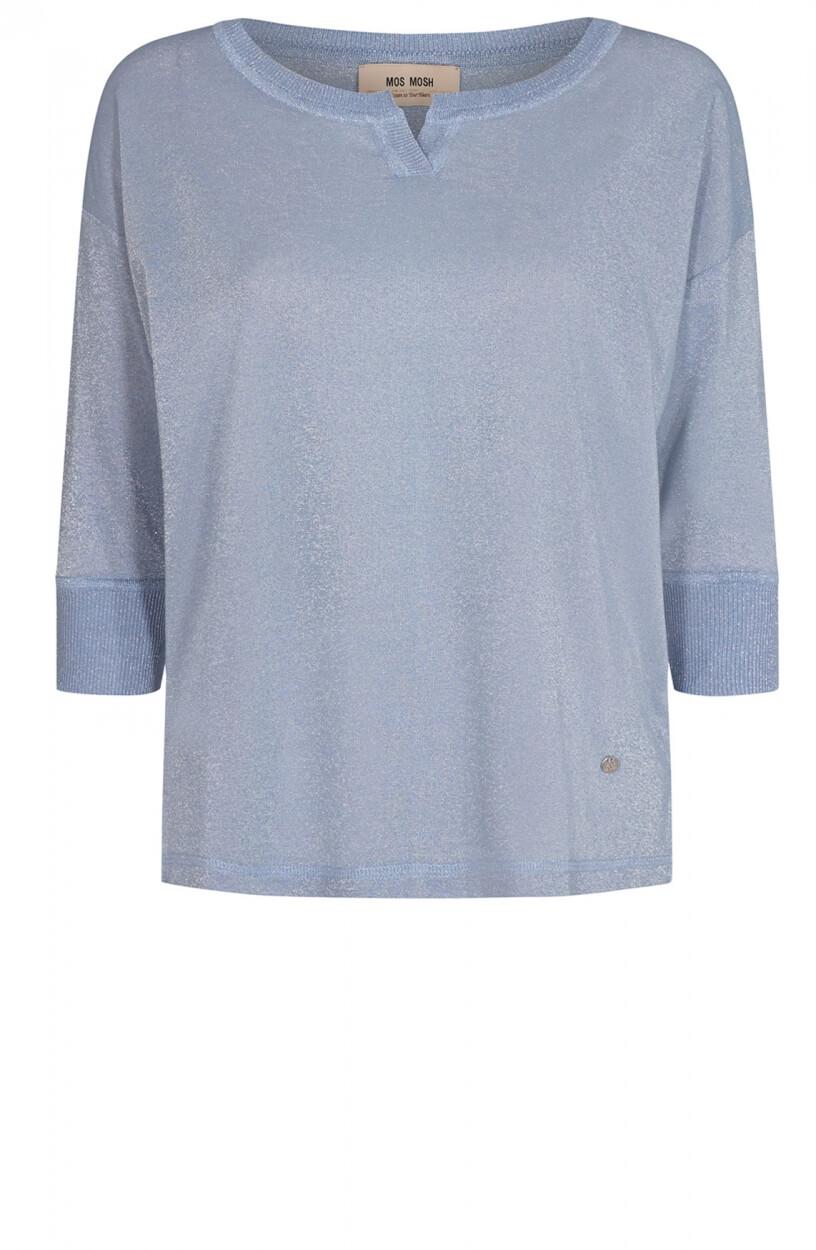 Mos Mosh Dames Kiara shirt Blauw