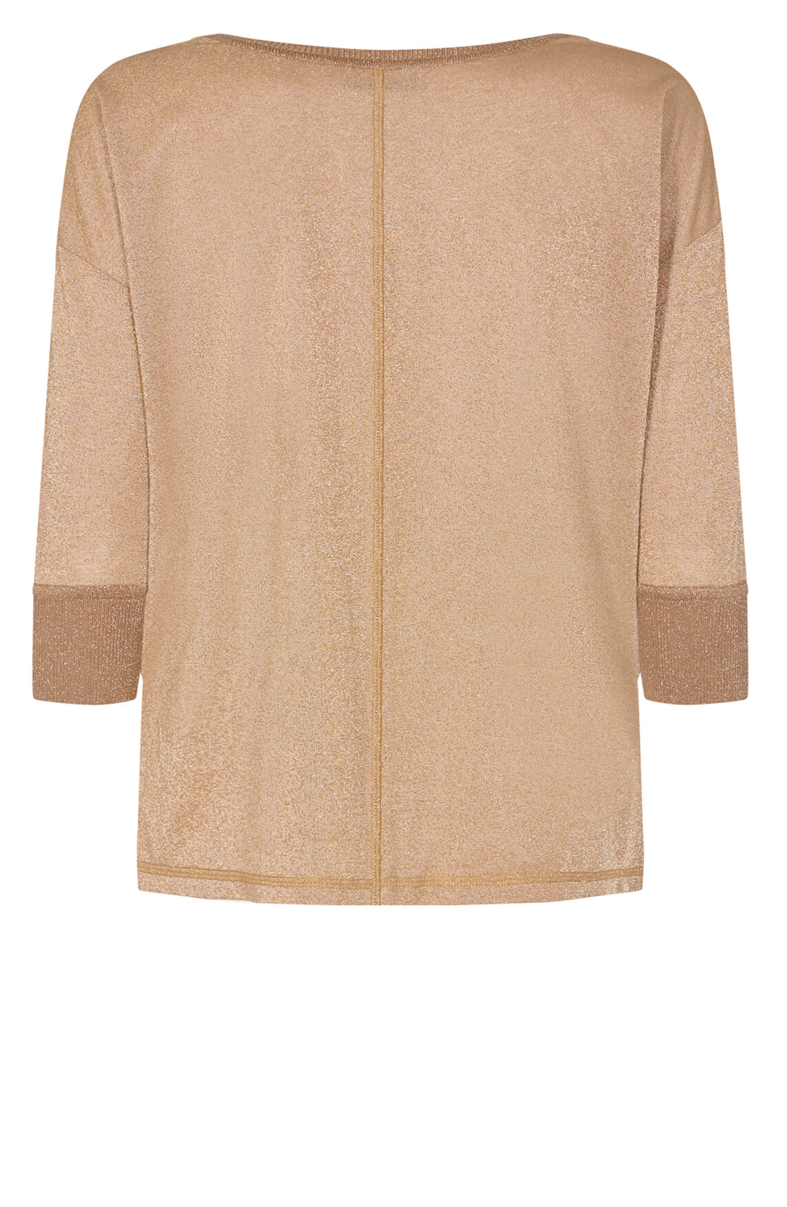 Mos Mosh Dames Kiara shirt goud
