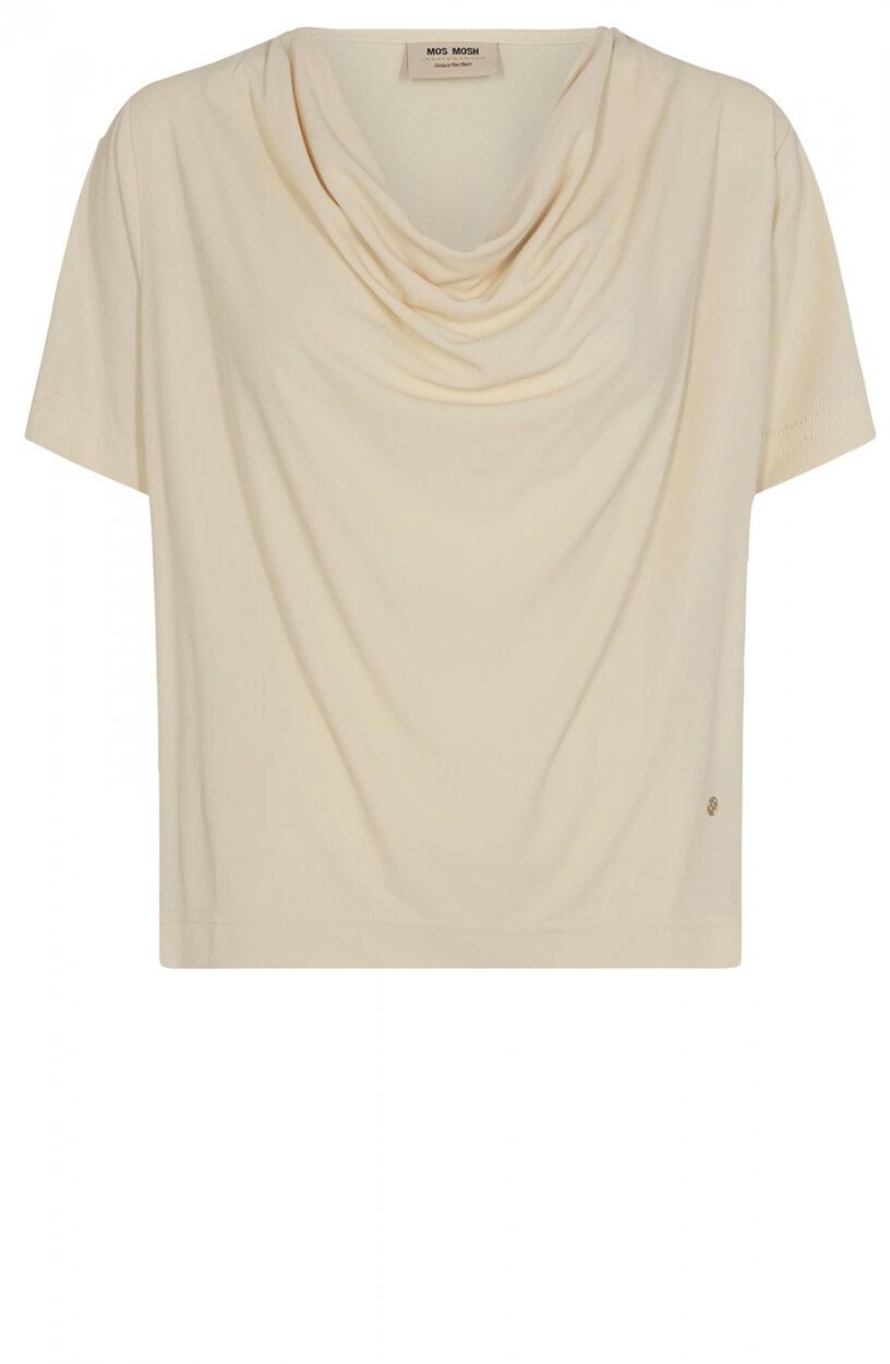 Mos Mosh Dames Savina shirt Wit