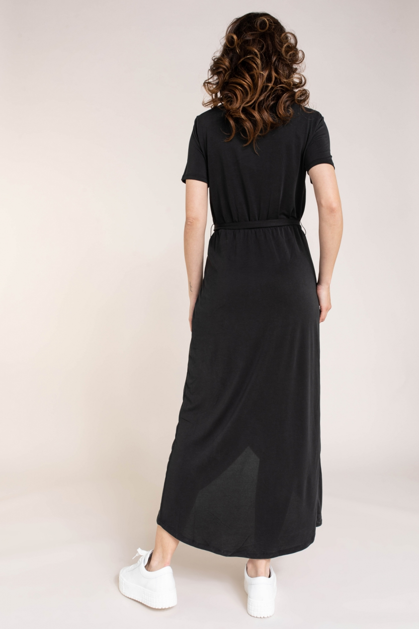 Object Dames Annie Nadia jurk Zwart