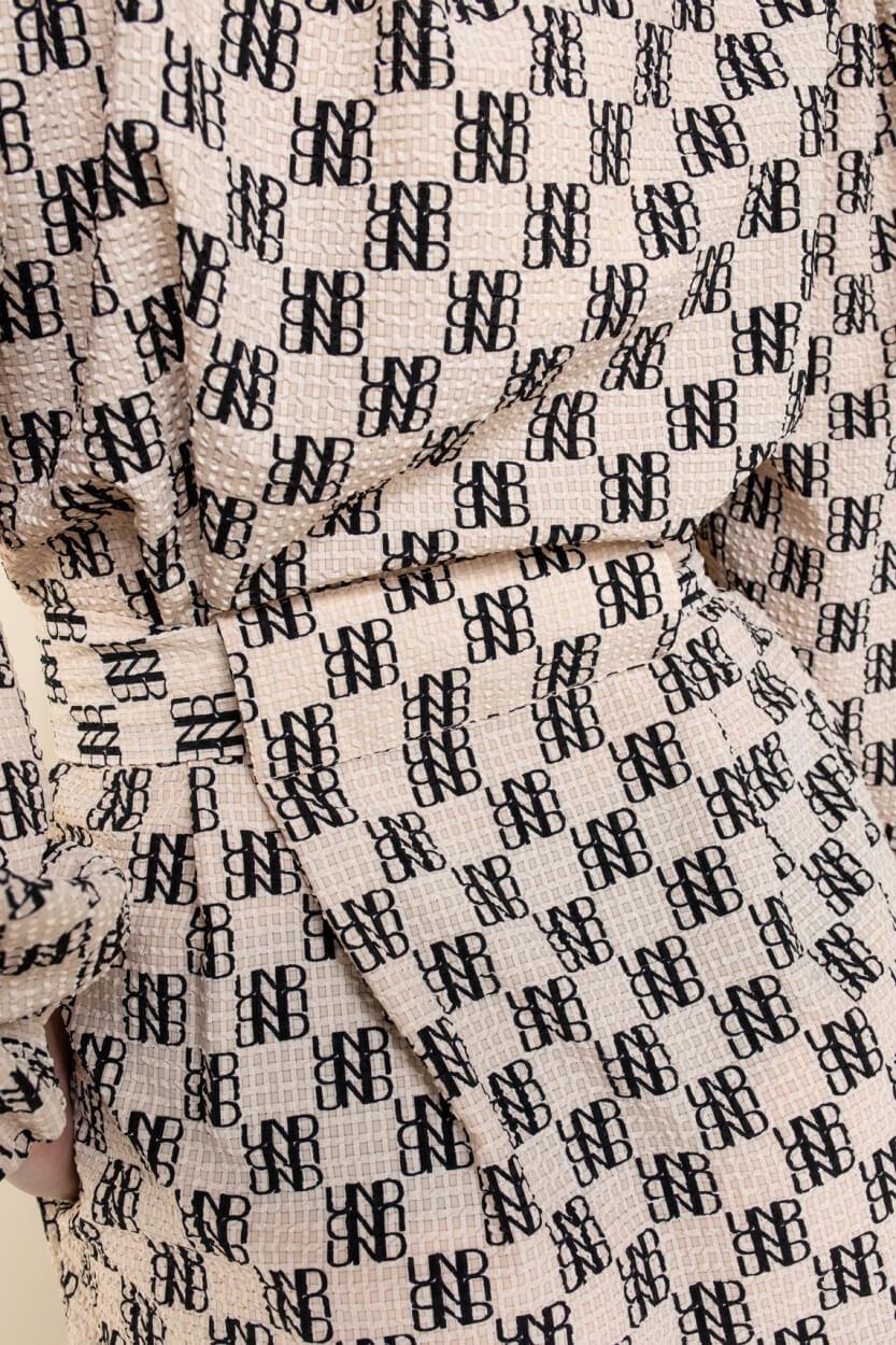 Baum und Pferdgarten Dames Amadorah jurk Wit
