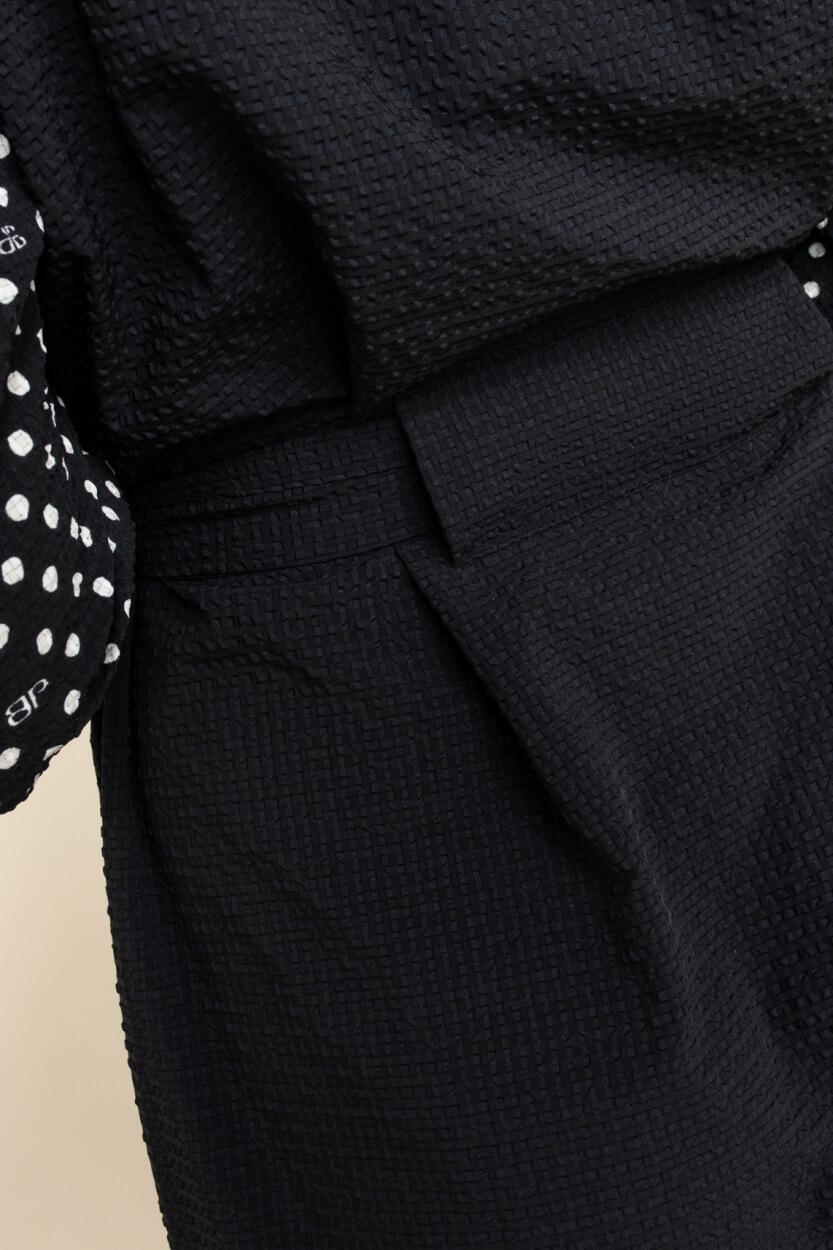 Baum und Pferdgarten Dames Amadorah jurk Zwart
