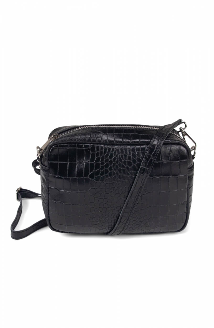 Fique the Label Dames Lotbag Zwart