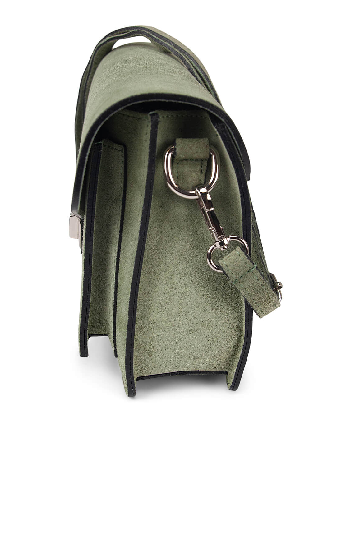Fique the Label Dames Beaubag Groen