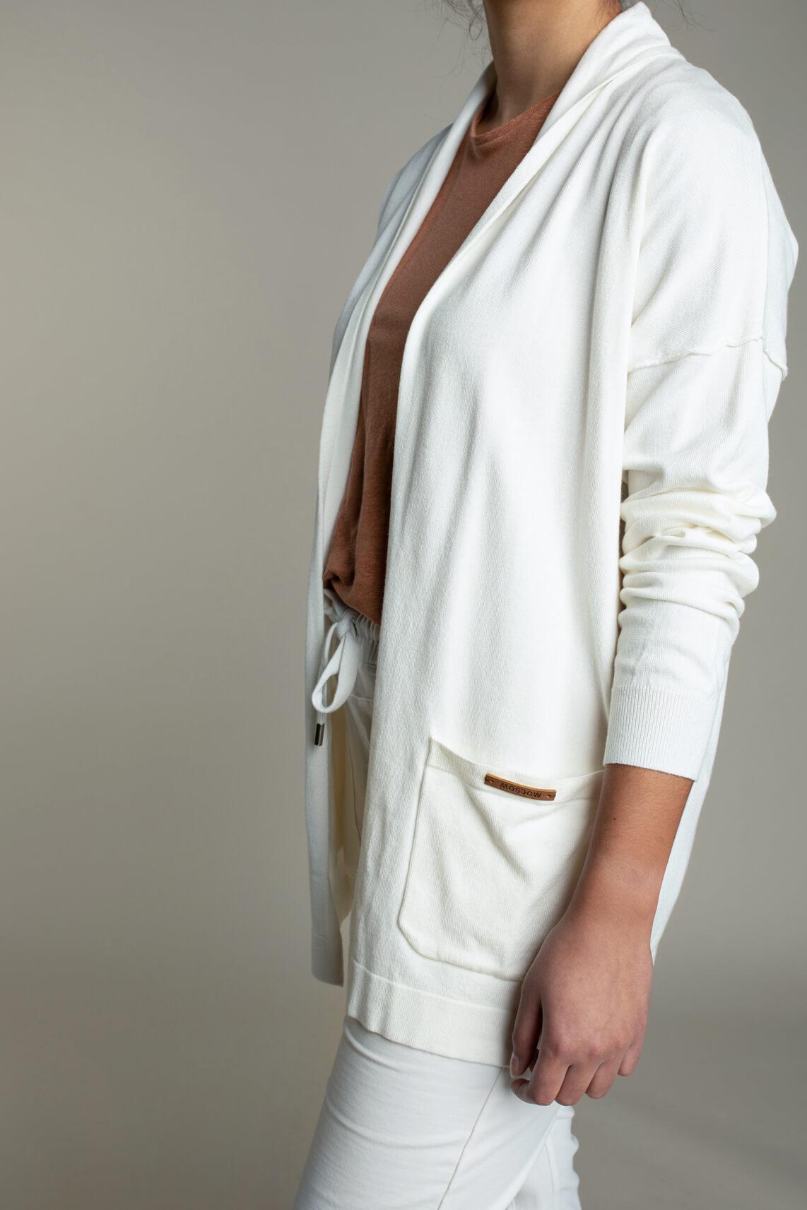 Moscow Dames Marvilous vest Wit