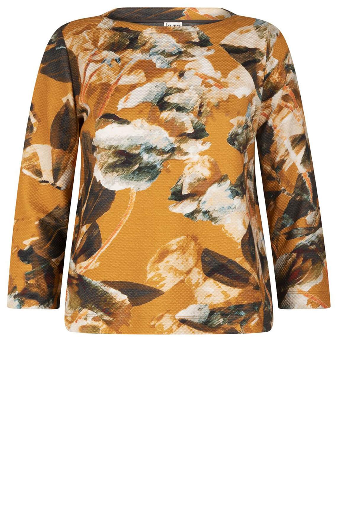 Kyra & Ko Dames Faaske shirt Oranje