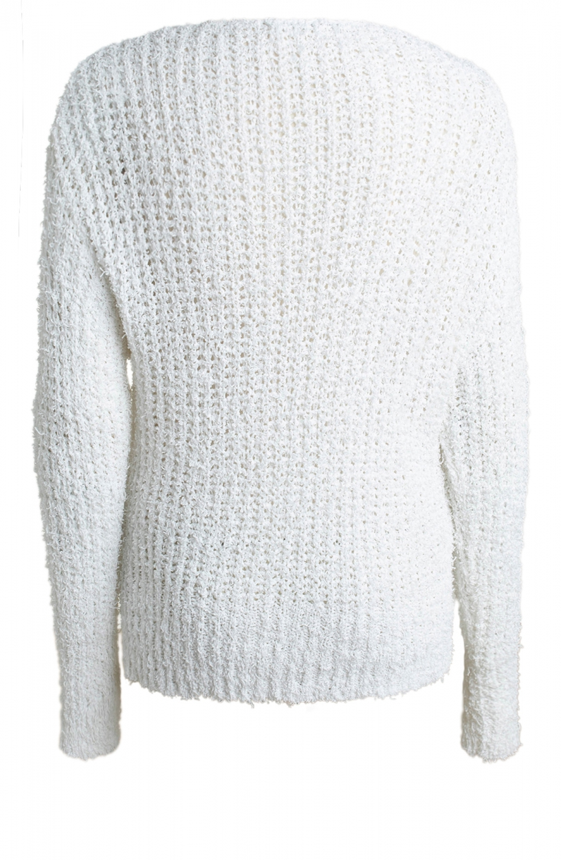 Moscow Dames Petunia pullover Wit