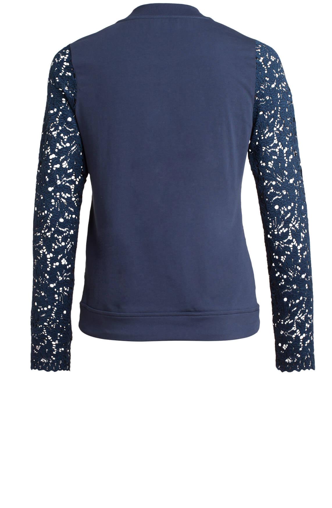 Anna Dames Shirt met kant