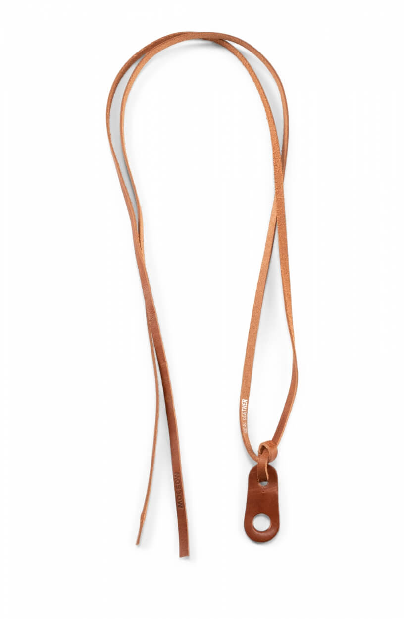 Moscow Dames Leather strap Bruin