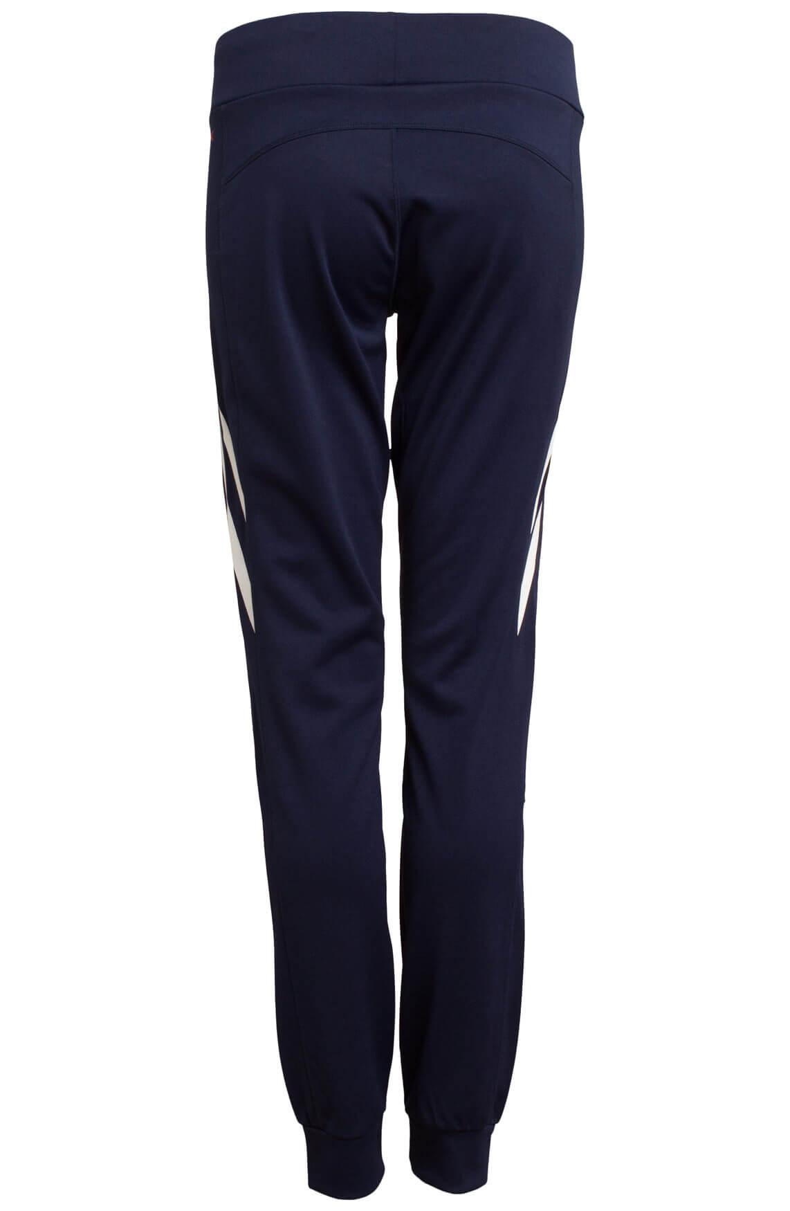 Anna Blue Dames Jogpants 0
