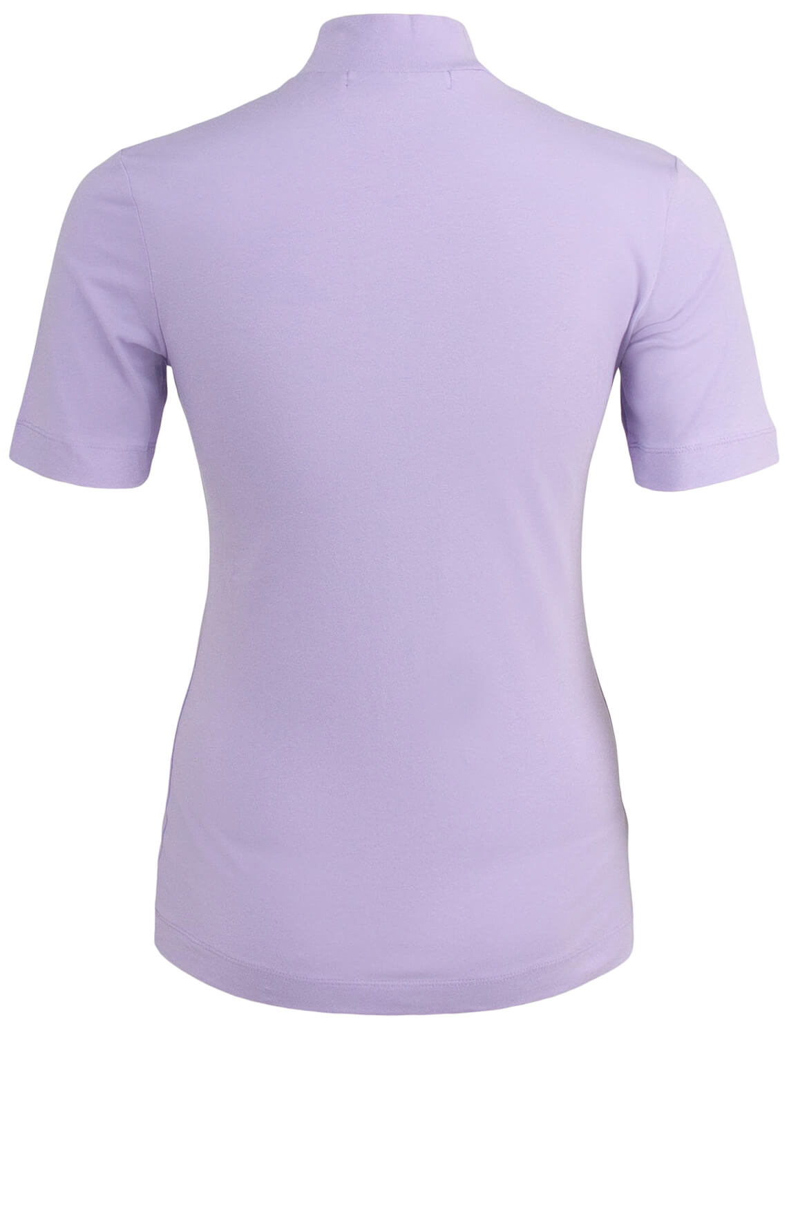 Calvin Klein Dames Logo shirt Paars