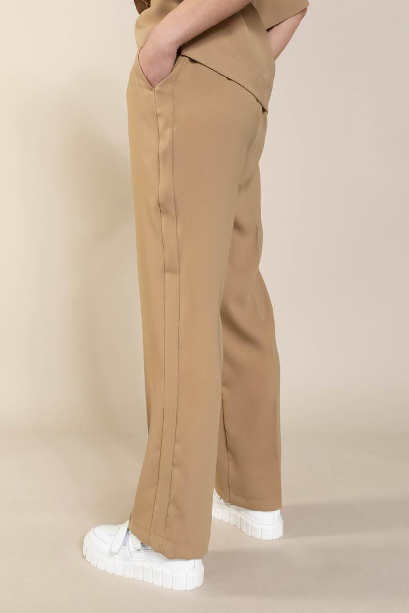 Mos Mosh Dames Bai pantalon Bruin